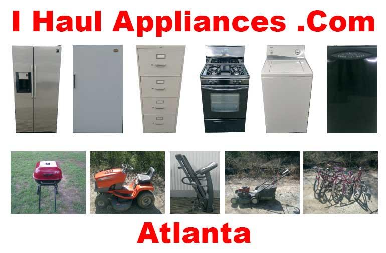 appliance removal atlanta ga i haul appliances
