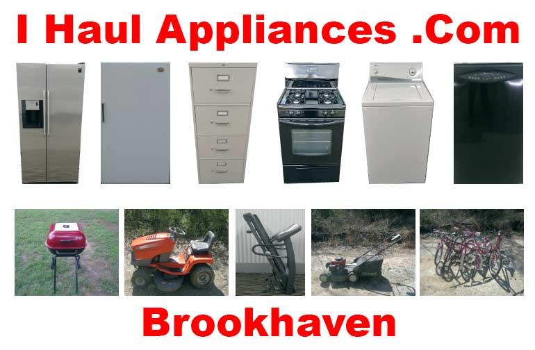 appliance removal brookhaven ga i haul appliances