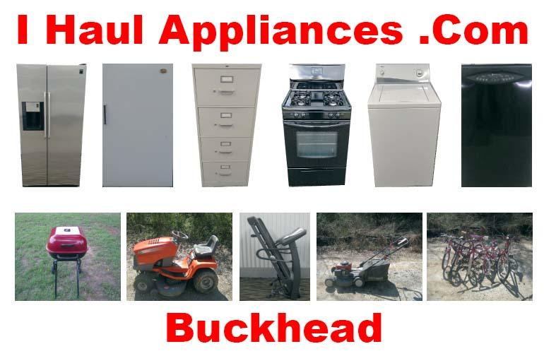 appliance removal buckhead ga i haul appliances
