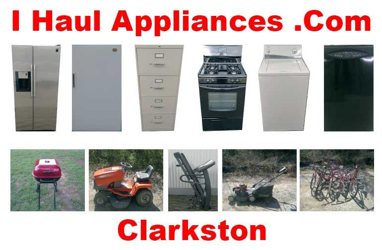 appliance removal clarkston ga i haul appliances