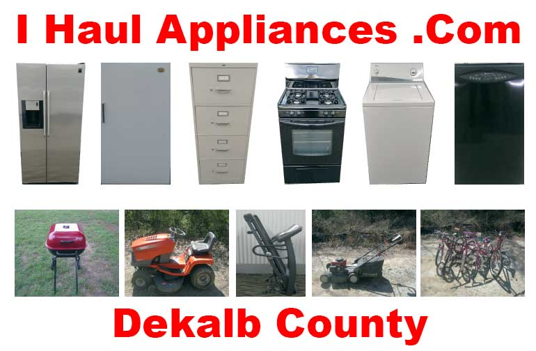 appliance removal dekalb county ga i haul appliances