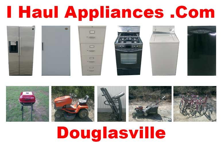 appliance removal douglasville ga i haul appliances
