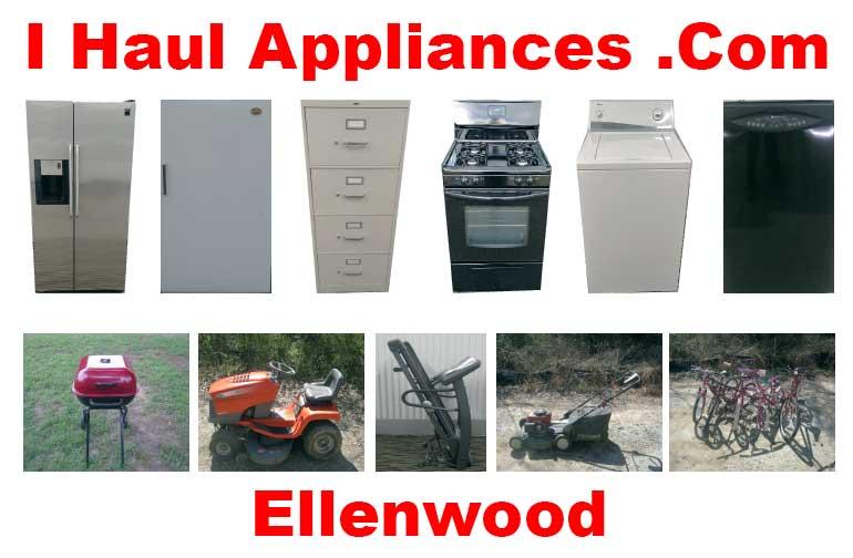 appliance removal ellenwood ga i haul appliances