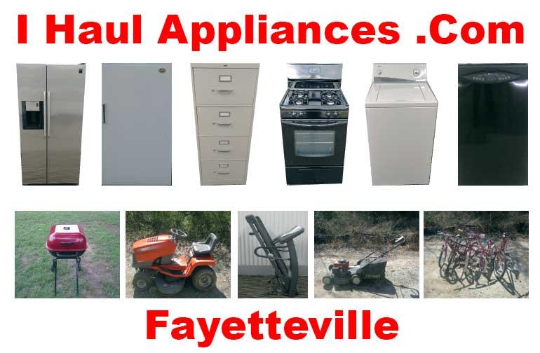 appliance removal fayetteville ga i haul appliances