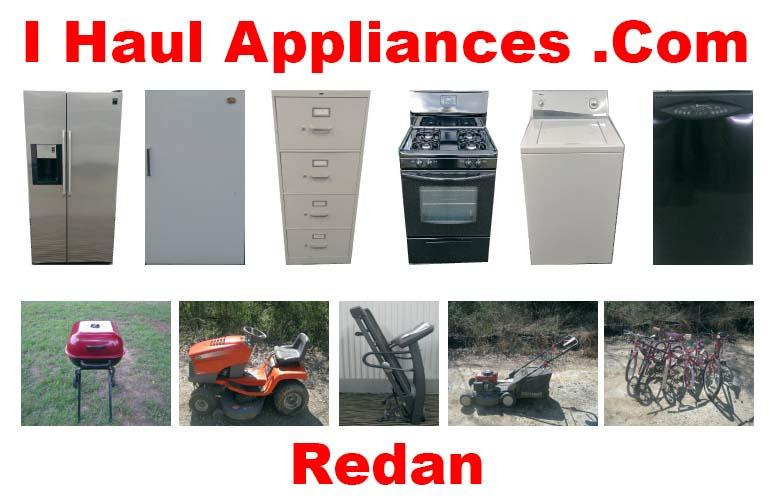 appliance removal redan ga i haul appliances