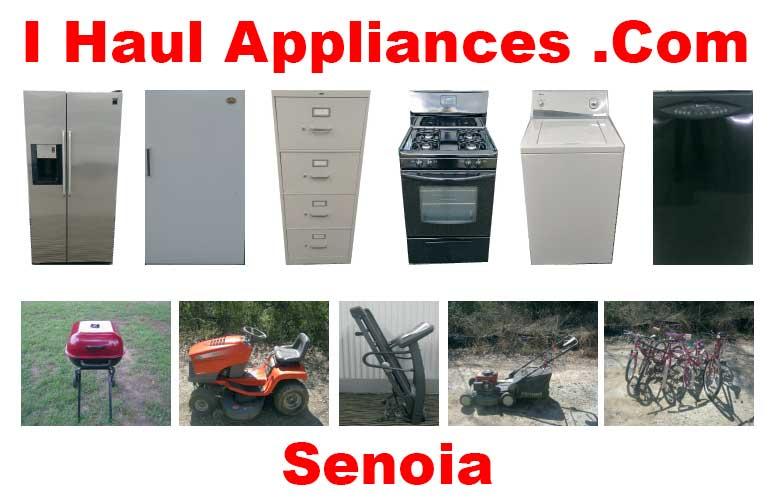 appliance removal senoia ga i haul appliances