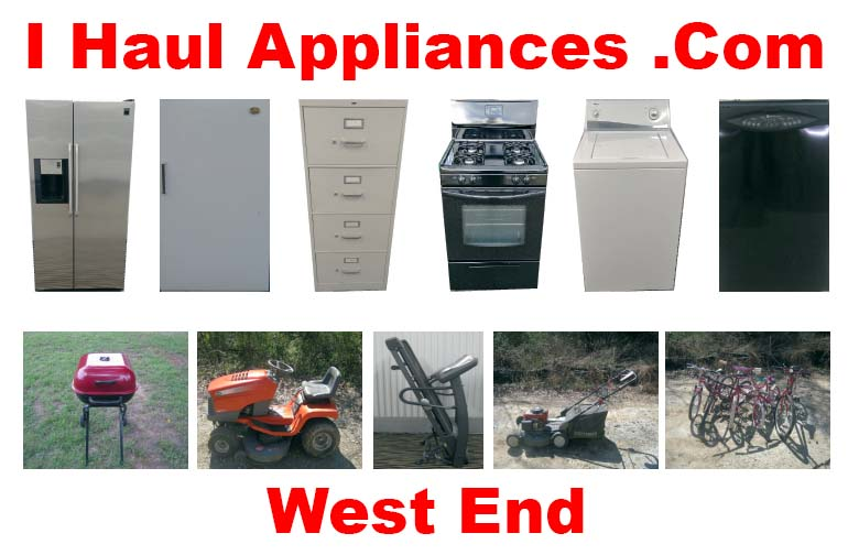 appliance removal west end ga i haul appliances